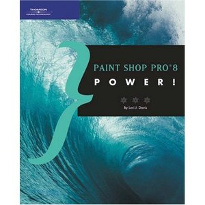 Paint Shop Pro 8 Power! free download