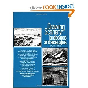 Drawing Scenery: Landscapes and Seascapes free download