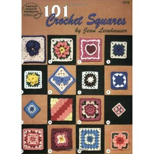 101 Crochet Squares free download