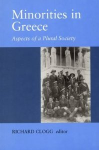 Minorities in Greece: Aspects of a Plural Society free download