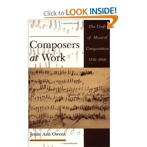 Composers at Work: The Craft of Musical Composition 1450-1600 free download