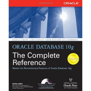 Oracle Database 10g: The Complete Reference free download