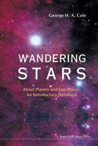 Wandering Stars: About Planets And Exo-planets, An Introductory Notebook free download