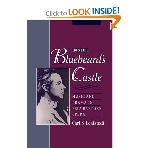 Inside Bluebeard's Castle: Music and Drama in Bela Bartok's Opera free download