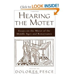 Hearing the Motet: Essays on the Motet of the Middle Ages and Renaissance free download