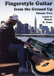 Buster B. Jones - Fingerstyle Guitar from the Ground Up Vol. 2 free download