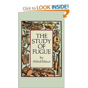The Study of Fugue free download