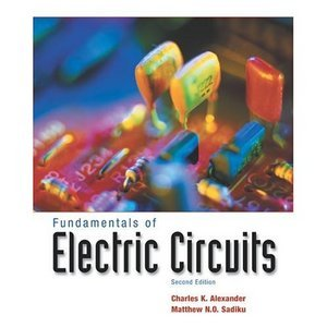 Fundamentals of Electric Circuits, 2nd Edition free download