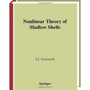 Nonlinear theory of shallow shells (Applied Mathematical Sciences) free download