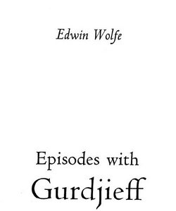 Episodes with Gurdjieff free download