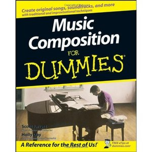 Music Composition For Dummies free download
