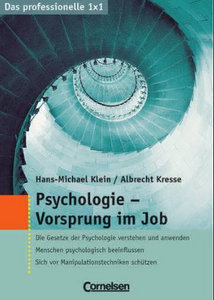 Das professionelle 1 x 1: Psychologie - Vorsprung im Job free download