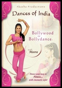 Dances of India - Bollywood to Bollydance with Meera (2006) free download