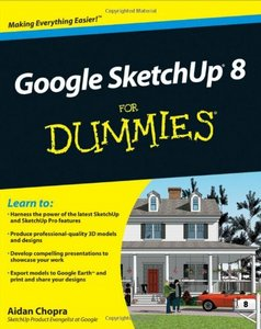 Google SketchUp 8 For Dummies free download