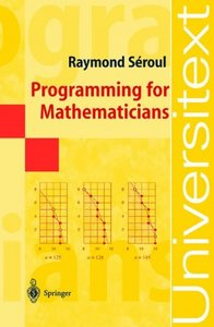 Programming for Mathematicians free download