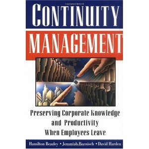 Continuity Management download dree
