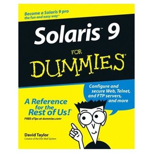 Solaris 9 for Dummies free download