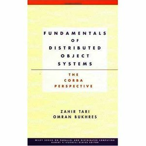 Fundamentals of Distributed Object Systems: The CORBA Perspective free download