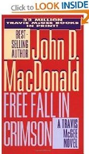 John D. MacDonald - Free Fall in Crimson free download