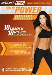 Marta Montenegro - MM10 Power, Accelerate Your Metabolism free download