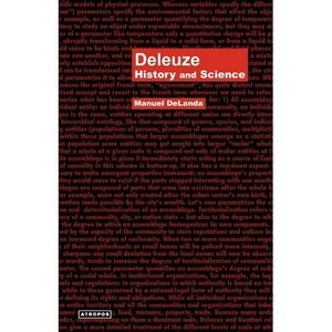 Deleuze: History and Science free download