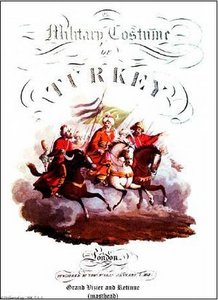 The Turkish Army of 1812 from the book by Thomas McLean published in 1815 (Uniformology CD-2004-21) free download