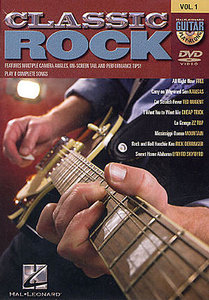 Guitar Play-Along DVD Vol. 1: Classic Rock free download