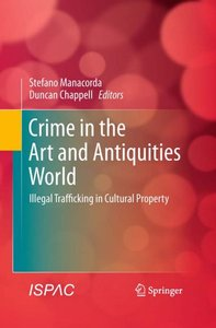 Crime in the Art and Antiquities World free download