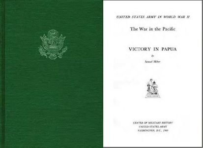 The War in the Pacific. Victory in Papua (United States Army in World War II) free download