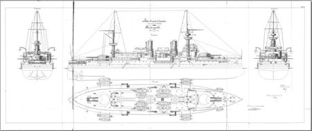 Marine Nationale IENA 1898 free download
