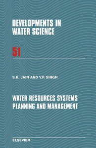 Water Resources Systems Planning and Management (Developments in Water Science) free download