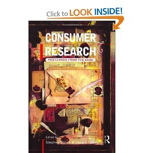 Consumer Research: Postcards From the Edge free download
