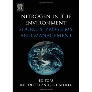 Nitrogen in the Environment: Sources, Problems and Management free download