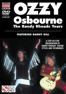 Cherry Lane - Ozzy Osbourne - The Randy Rhoads Years free download
