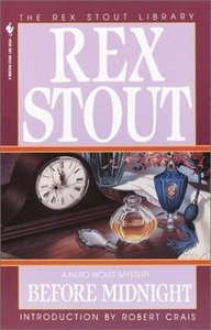 Rex Stout - Before Midnight free download