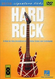 Guitar Signature Licks - Hard Rock free download