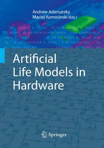 Artificial Life Models in Hardware free download