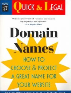Domain Names: How to Choose and Protect a Great Name for Your Website free download