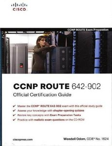 CCNP ROUTE 642-902 Official Certification Guide (Exam Certification Guide) free download