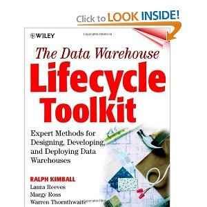 The Data Warehouse Lifecycle Toolkit : Expert Methods for Designing, Developing, and Deploying Data Warehouses free download