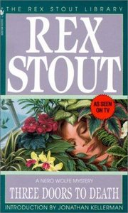 Rex Stout - Three Doors to Death free download