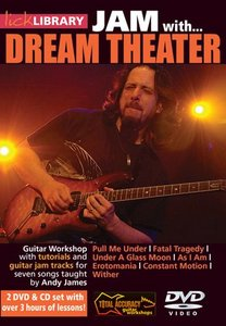 Lick Library - Jam with Dream Theater free download