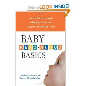 Baby Read-Aloud Basics: Fun and Interactive Ways to Help Your Little One Discover the World of Words free download