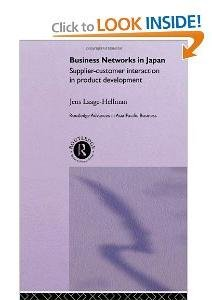 Business Networks in Japan free download