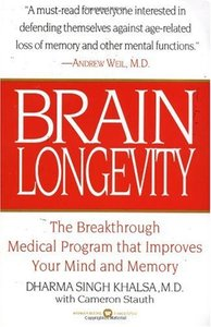 Brain Longevity: The Breakthrough Medical Program that Improves Your Mind and Memory free download