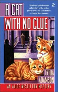 A Cat With no Clue - Lydia Adamson free download