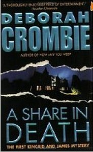 Deborah Crombie - A Share in Death free download