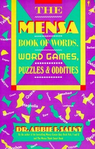 The Mensa Book of Words, Word Games, Puzzles, free download