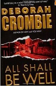 Deborah Crombie - All Shall Be Well free download