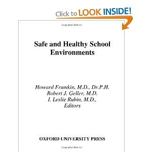 Safe and Healthy School Environments free download